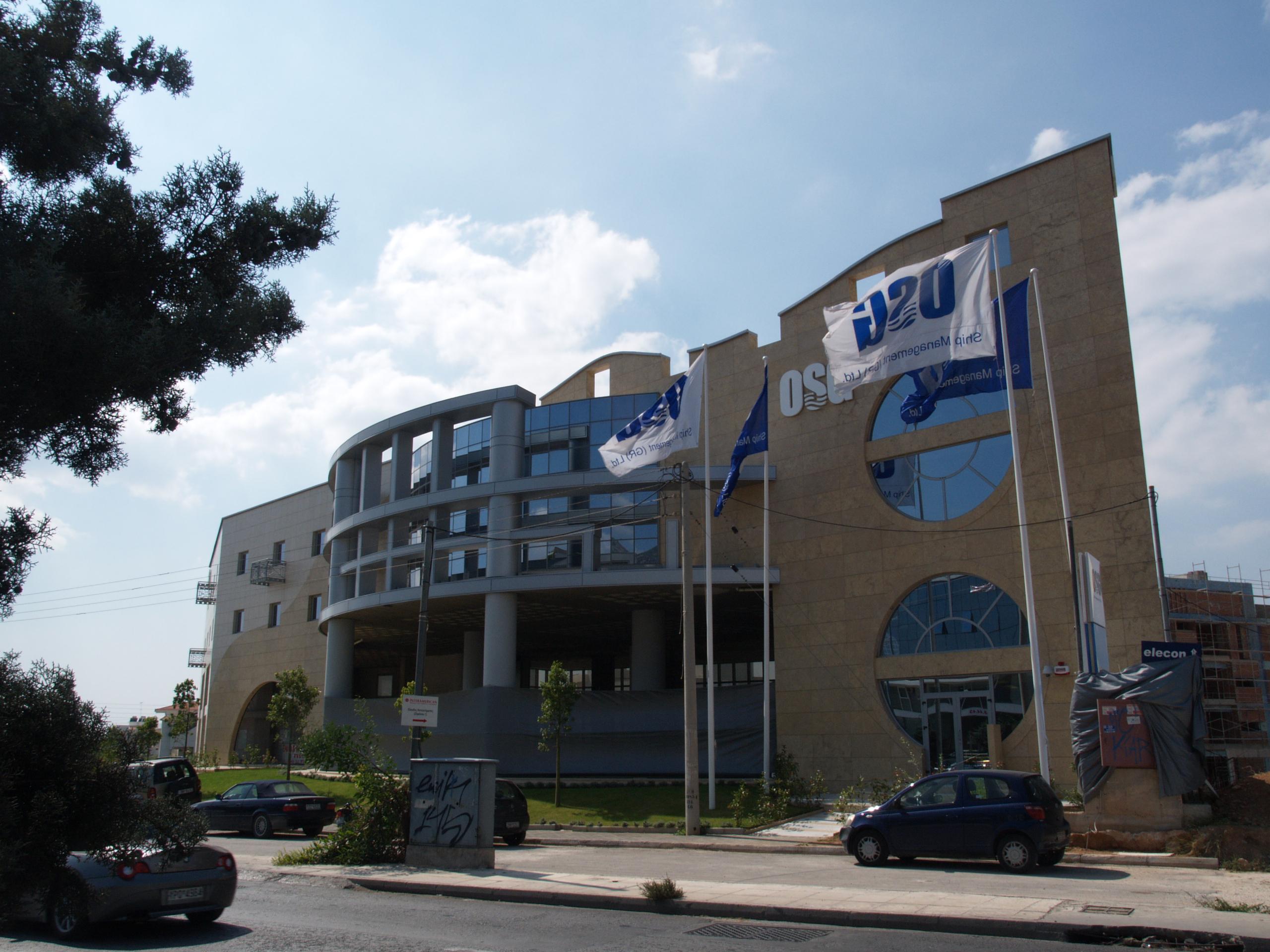 Vouliagmenis Av. Commercial building