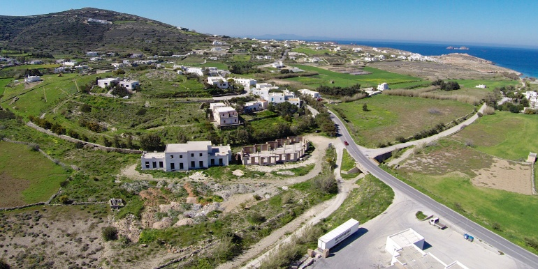 Investment Property in Paros Greece
