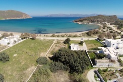 Beach front houses for sale in Paros. Project Under construction