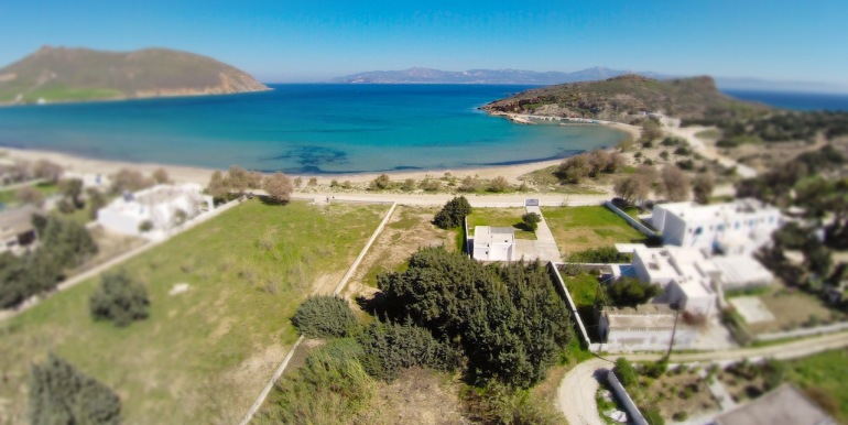 Beach front house for sale in Greece