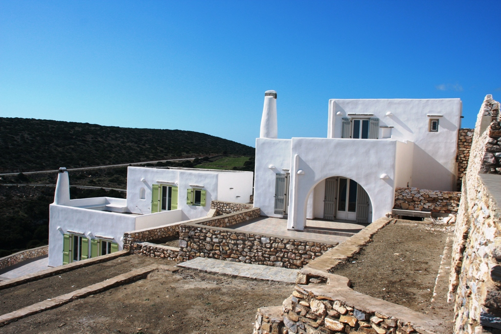 Sea view villa for sale Paros