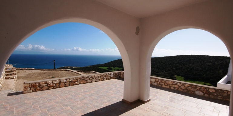 villa for sale in paros