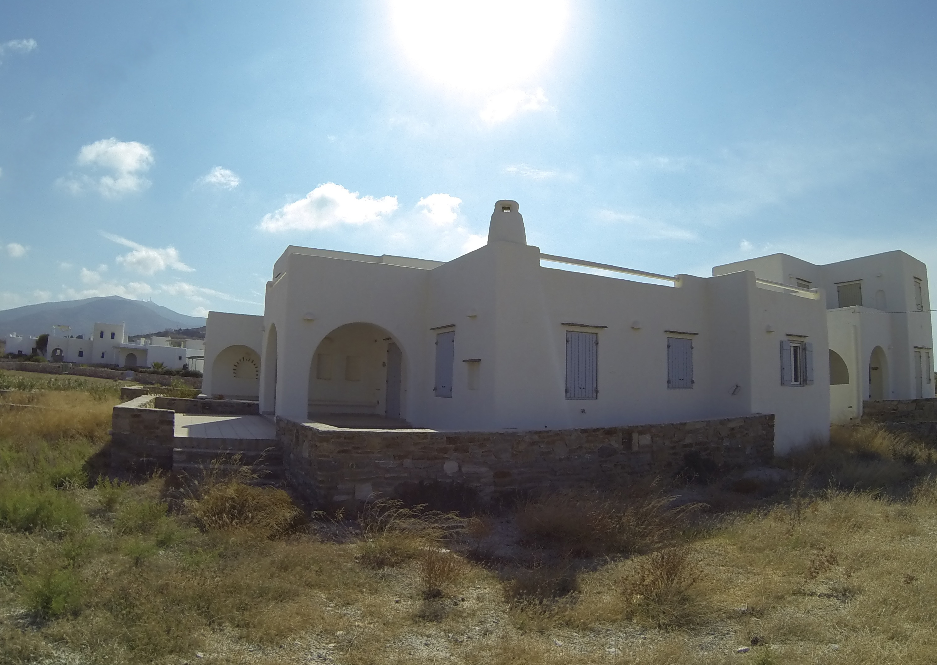Villa near Paros Tennis Club