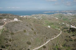 Land for sale in Paros with amazing view