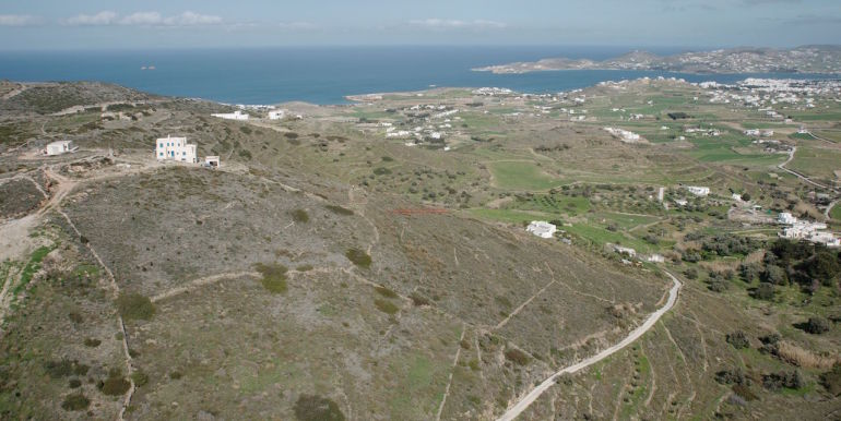 Land for sale with sea view