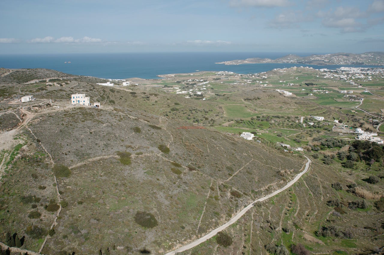 Land for sale with amazing view