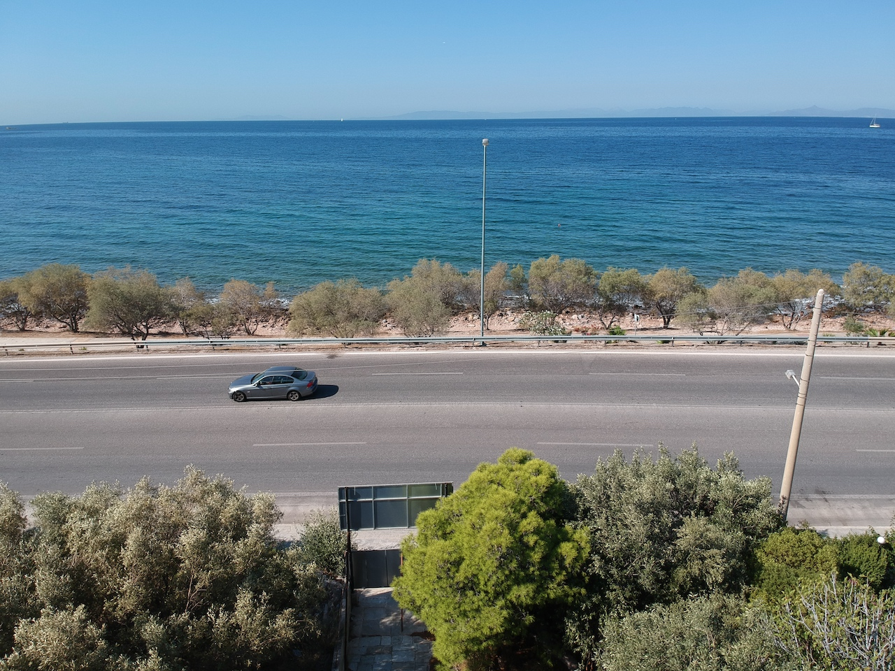 Beach Front Land in Saronida