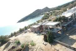 Villa for Sale on Paros island with direct access at Molos Beach